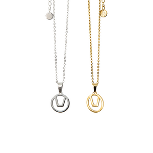 swinger symbol jewelry necklace
