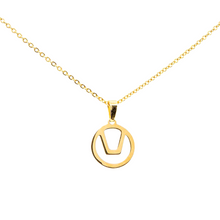 Load image into Gallery viewer, swinger symbol jewelry necklace