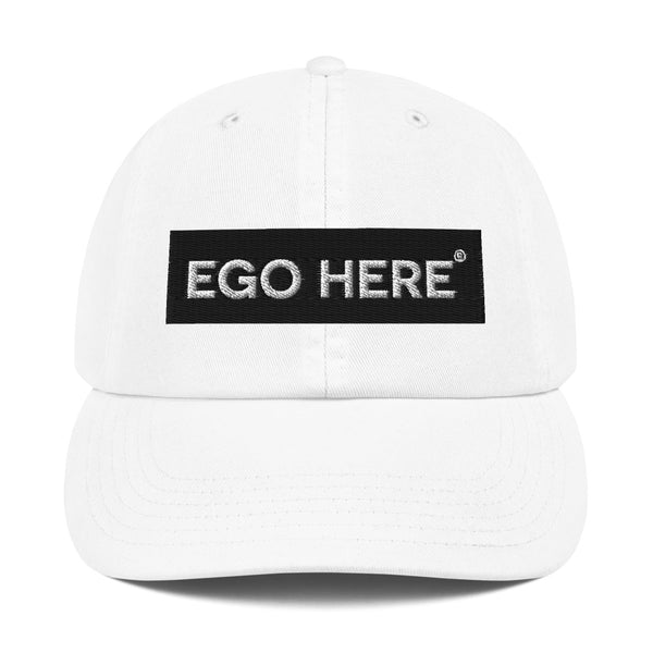 Ego Block Dad Cap