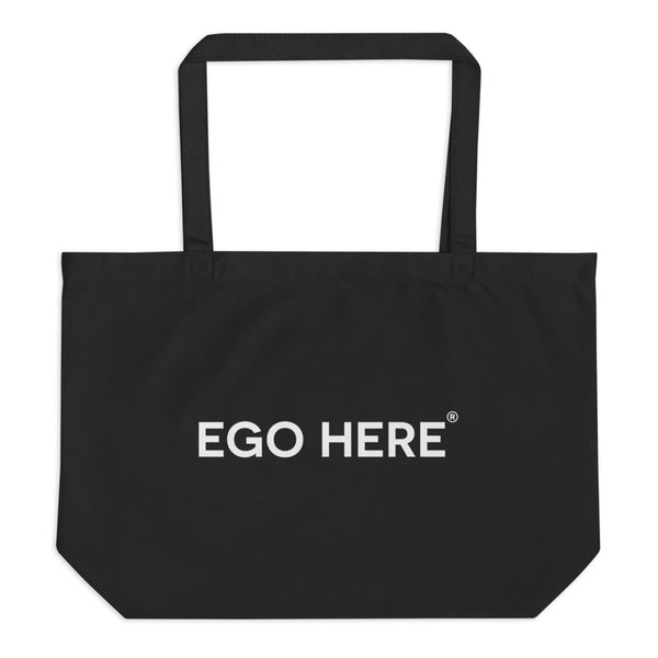 Big Ego Large Organic Tote
