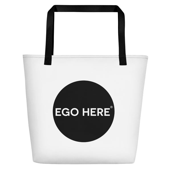 Pure Ego Beach Bag
