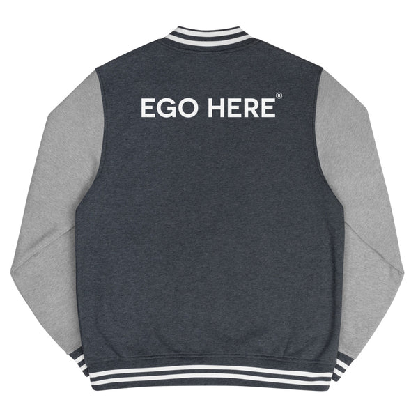 Big Ego Unisex Letterman Jacket