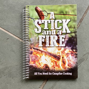 A Stick And A Fire Book - Inspired Evanston