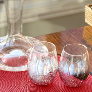 Celebration Wine Glass -Set of 2 - Inspired Evanston