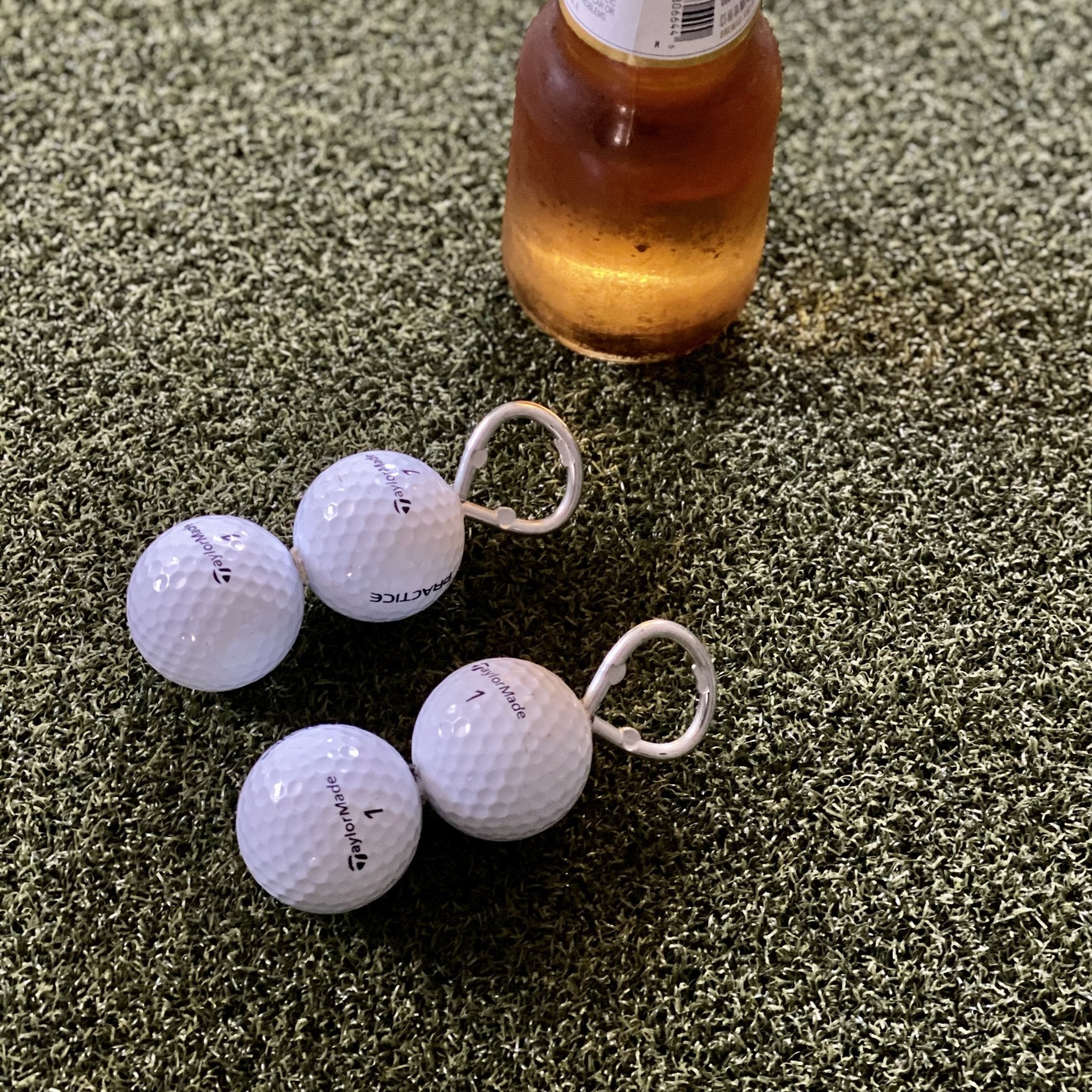 Golf Balls Bottle Opener - Inspired Evanston