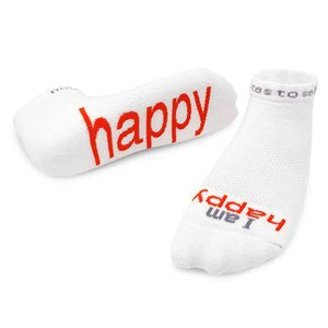 I am Happy Socks - Inspired Evanston
