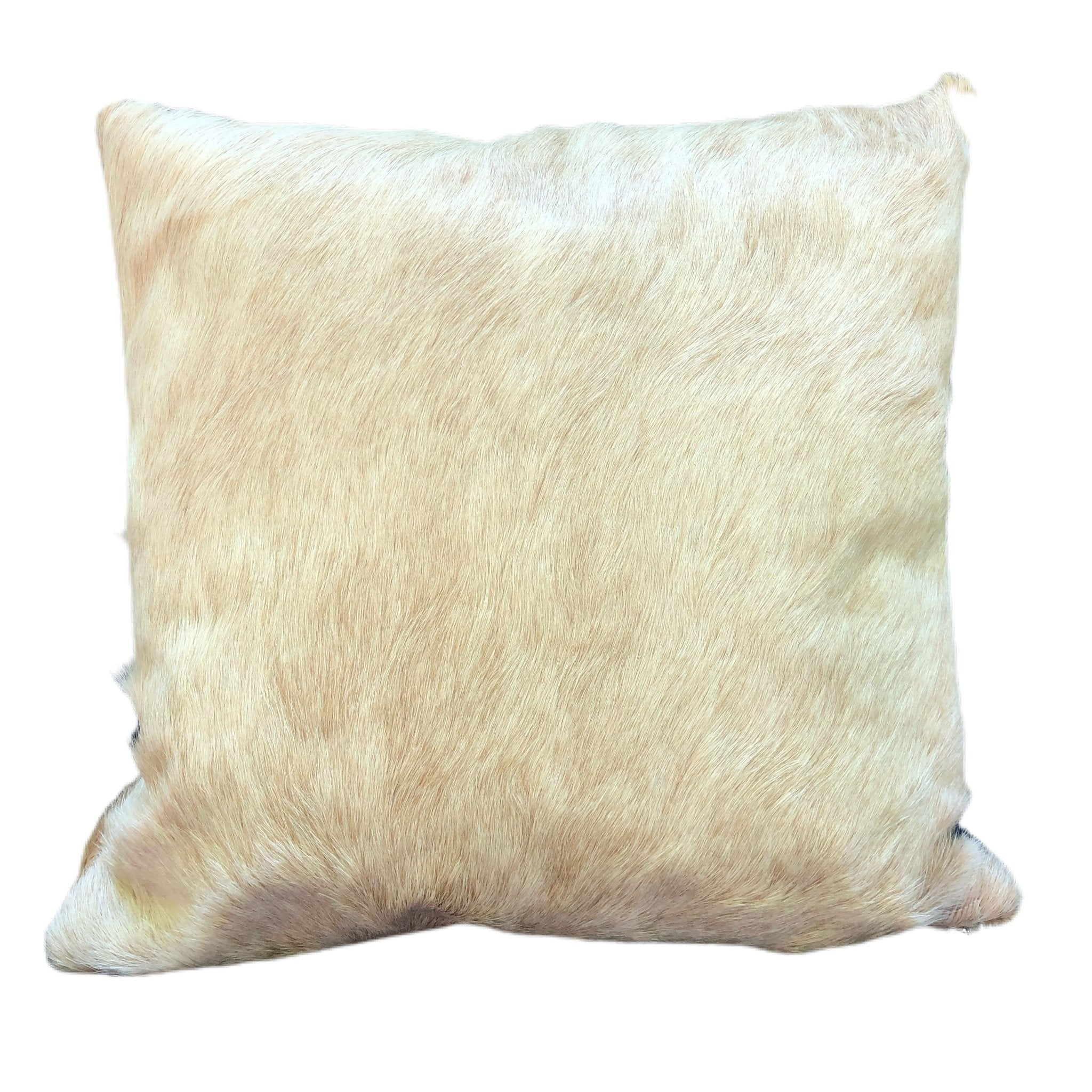 Solid Light Beige Mix 18x18 Pillow - Inspired Evanston