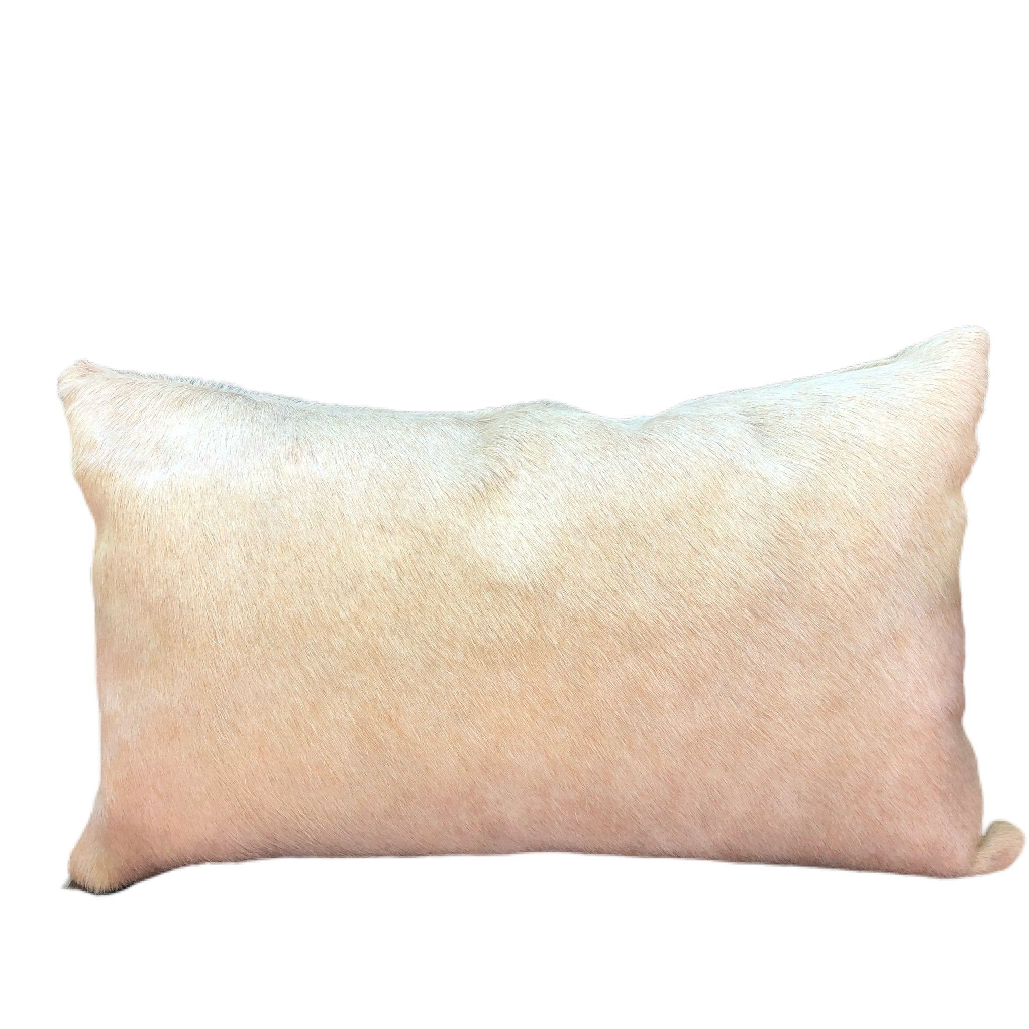 Solid Light Beige Mix 22x13 Pillow - Inspired Evanston