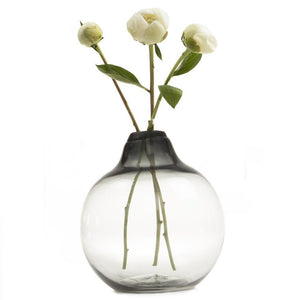 Open image in slideshow, Supreme Corona Hand Blown Glass Vase - Inspired Evanston