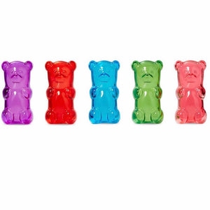 Unicorn Snot Lip Gloss in Gummy Bear Cases - choose From 5 Flavors - Inspired Evanston