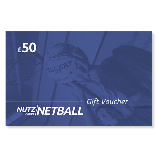 Nutz About Netball Gift Voucher - Nutz About Netball