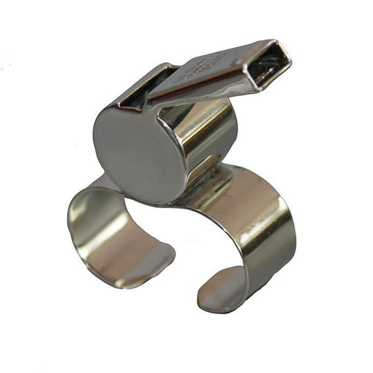 Brass Acme Thunderer Finger Whistle - Nutz About Netball
