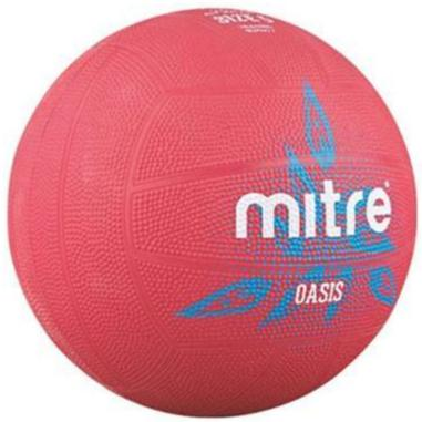 Mitre Mini Oasis Netball - Nutz About Netball