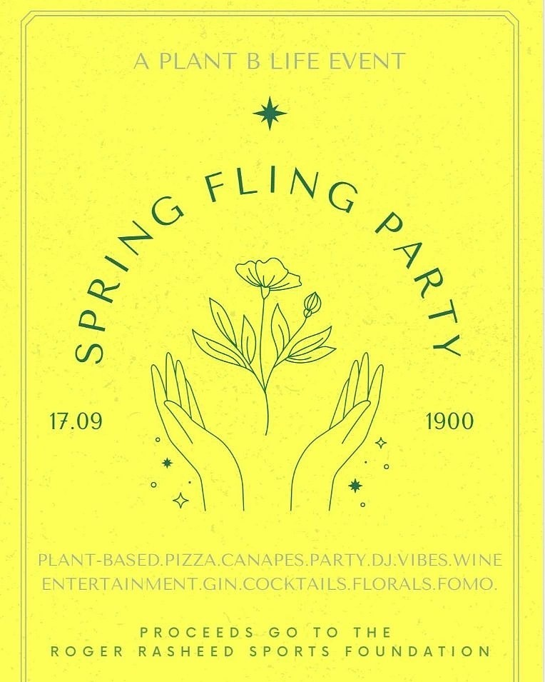 Spring Fling Party