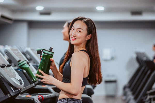 Carry Biogenesis Natural Chlorella 100 gms to Gym