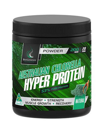Vegan Protein Powder - Chlorella Powder