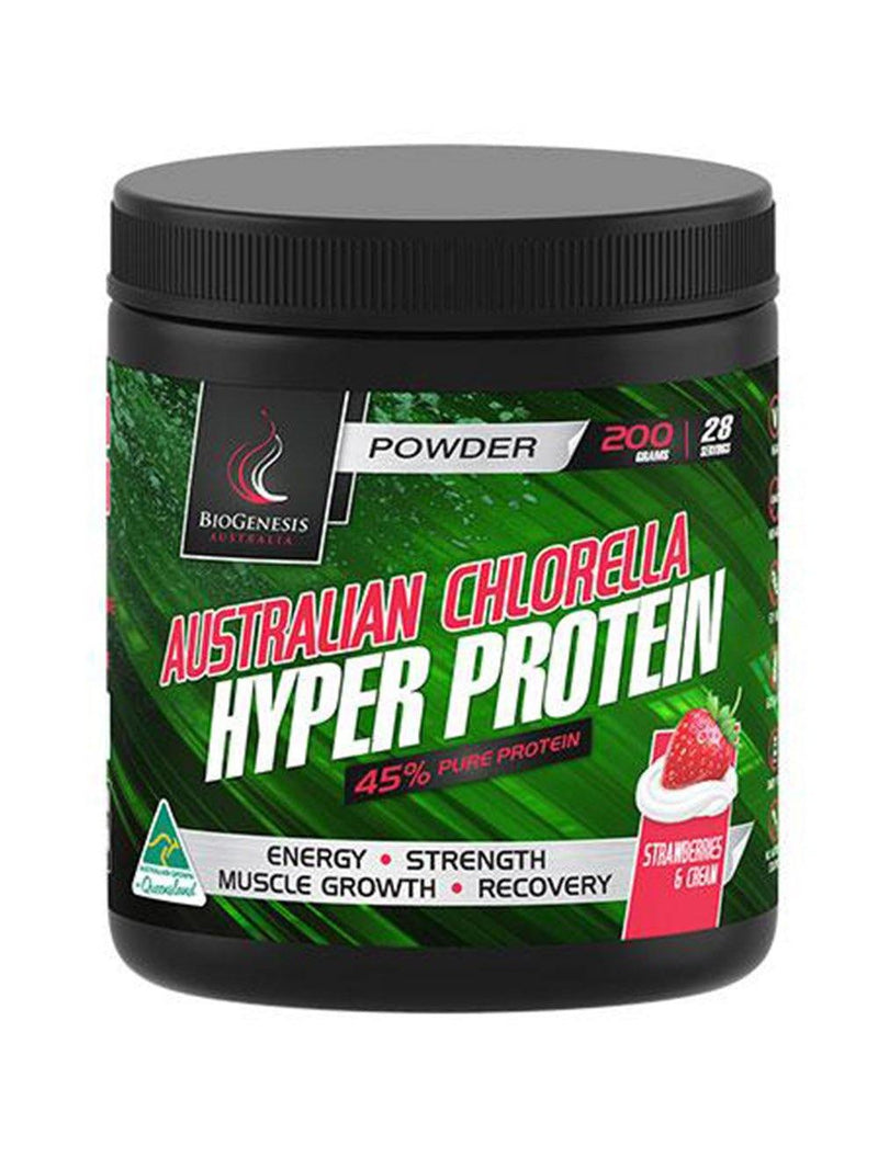 Vegan Protein Powder Strawberry Flavor