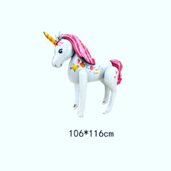 Unicorn Balloon - Live Shopping Tours