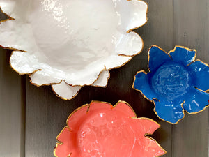Coral Porcelain Dishes