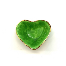 "Load image into Gallery viewer, Little Porcelain Heart-2""(multiple colors available)"