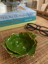 Load image into Gallery viewer, Leaf Green Porcelain Dishes