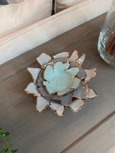 Light Gray Porcelain Dishes