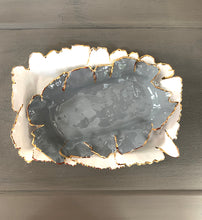 Load image into Gallery viewer, Dark Gray Porcelain Dishes