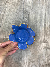 Load image into Gallery viewer, Caribbean Blue Porcelain Dishes