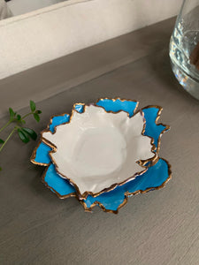 Sky Blue Porcelain Dishes