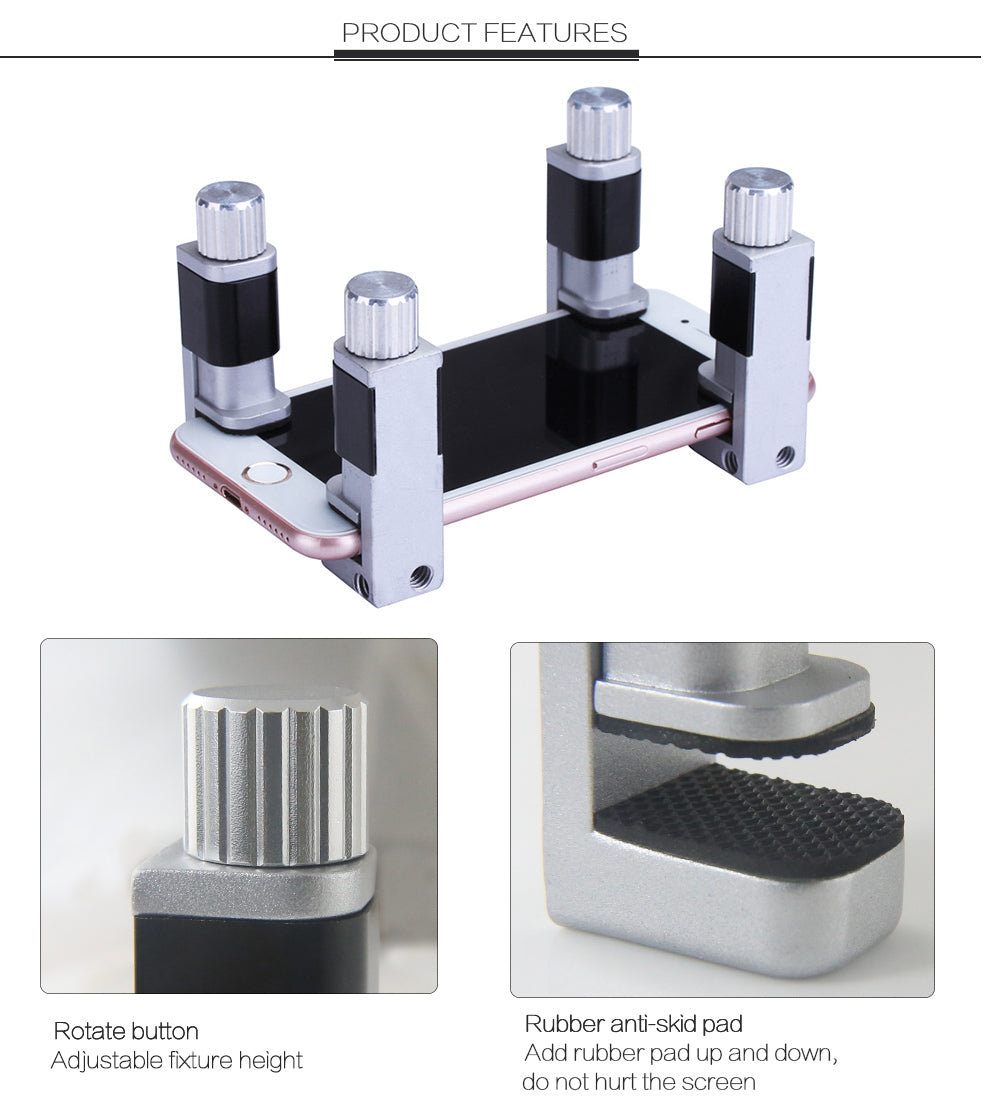Clip Fixture Clamp Repair Tool (4 pcs set)