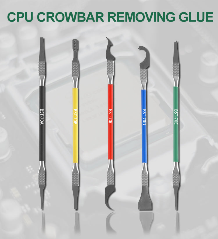 CPU BGA IC Chip Glue Removal Tool