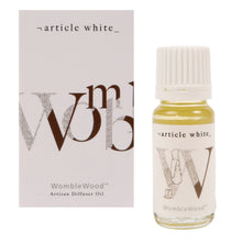 Load image into Gallery viewer, Womble Wood Diffuser Oil 10ml