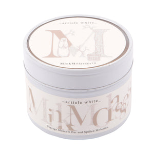 Mink Molasses Travel Candle 80g