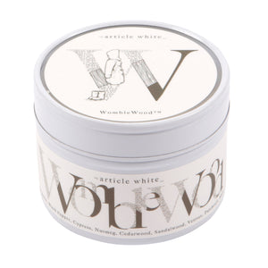 Womble Wood Travel Candle 80g