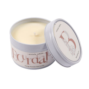 Bourdaloue Travel Candle 80g
