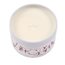 Load image into Gallery viewer, Violet Cognac Travel Candle 80g