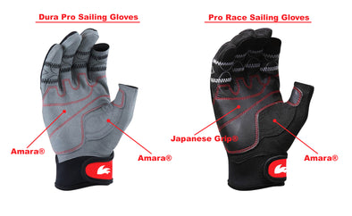 Choosing the right Sailing Gloves