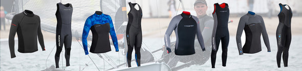 rooster sailing wetsuits