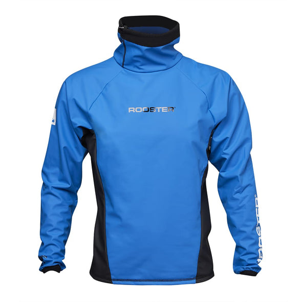 Rooster Sailing Aquafleece Dinghy semi-dry top blue