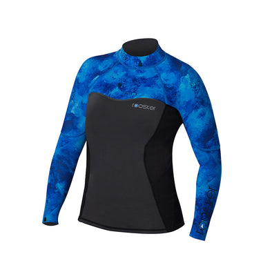 Women's Neoprene Sailing Top Rooster