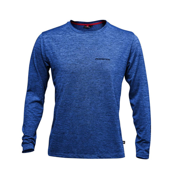 Sailing T-Shirt Long Sleeve Blue from Rooster