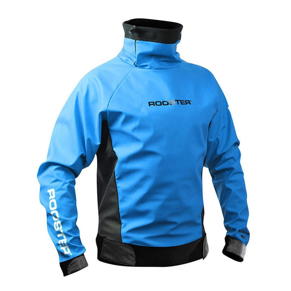 Rooster Sailing Smock Top blue junior