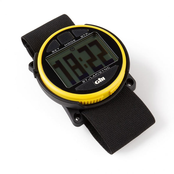 Gill Sailing Watch W014 Yellow