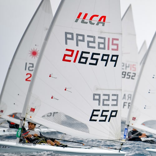 ILCA7 LaserSatandard approved sail