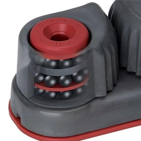 Cam Cleat Harken Aluminium 468