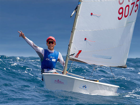 OneSails OPTIMIST Main P1 - GM (Limited Edition Marco Gradoni)