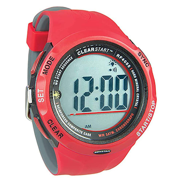 Ronstan ClearStart Sailing Wristwatch 4055 Red