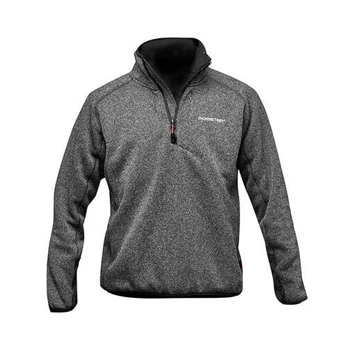 Rooster® Hybrid Fleece Sweater (Medium Weight)