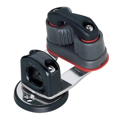 Harken 240 Swivel Cam Cleat Base 150 cam-matic cleat