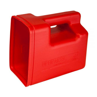 Optiparts Optimist Bailer Red 1442R